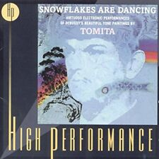 Isao Tomita - Snowflakes are dancing [CD]