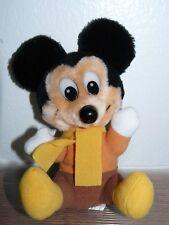 """Vintage Mickey's Christmas Carol Plush 7"""""""