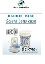 Sclera Contact Lens Case Vented 3 pcs