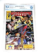Guardians of the Galaxy #1 CBCS  9.6 WP 1990 1st Taserface! Like CGC