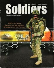 Soldiers Magazine, June 2013; The Official U.S. Army Magazine