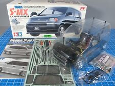 """Partial Built"" Tamiya 1/10 Honda S-MX Lowdown M-01M Front wheel Drive Chassis"