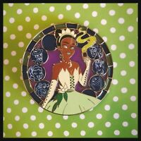 Disney Coven Tiana Tarot Witch Fantasy Pin LE 50; Princess and the Frog