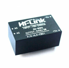 AC 240V to DC 5V/600mA 3W Step-Down Power Supply Module. SMPS. HLK-PM01