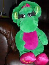 "Vintage 1992 Barney & Friends BABY BOP 20"" plush"
