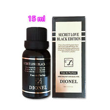 15ml Dionel Secret Love Black Edition Feminine Hygiene Fragrance Premium Natural