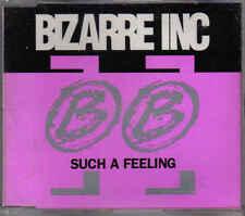 Bizarre Inc-Such A Feeling cd maxi single