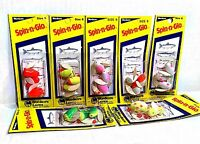 Worden's Spin-n-Glo Choice of Color ( One Package )