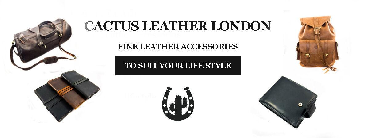Cactus Leather London