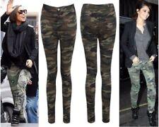 Jeans da donna colorati senza marca denim