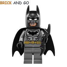 LEGO Minifig Figurine Super Heroes DIM002 Batman + Batarang NEUF NEW
