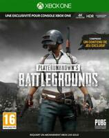 PlayerUnknown's Battlegrounds - PUBG - Jeu Xbox One - Occasion / Comme neuf - FR