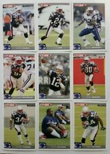 2004 Topps Total New England Patriots Team Set (17)
