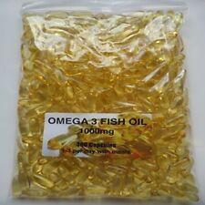1080 Omega-3 Olio di pesce pillole, 1000mg ENORME risparmio