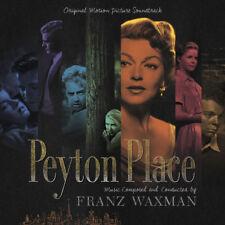 PEYTON PLACE 2-CD Franz Waxman SOUNDTRACK Score LA-LA LAND Limited Edition NEW!