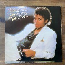 Michael Jackson - Thriller - Vintage Vinyl LP 1982 Gatefold [VG]