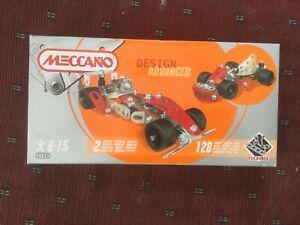 MECCANO Design Advanced Age 8 - 15
