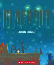 Blackout by John Rocco, Weston Woods Scholastic DVD Ages 4-8