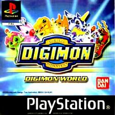Digimon World (PS) - Game  Q3VG The Cheap Fast Free Post