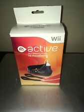 Nintendo Wii Active Accessory Pack EA Complete In Package, Preowned