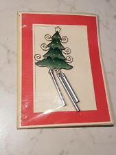 Set Addobbi natalizi appendere porta muro Natale + busta biglietto regalo Albero