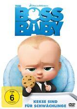THE BOSS BABY -    DVD NEW