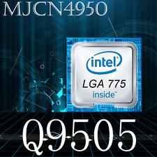 CPU Intel Core 2 Quad Q9505 2.83GHz (Q9500) 1333Mhz Quad-Core  Processor CPU