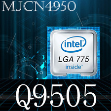 Intel Core 2 Quad Q9505 2.83GHz (Q9500) 1333Mhz Quad-Core  Processor CPU