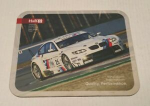 H&R Springs BMW M Series Race Car Promotional Mouse Pad HTF