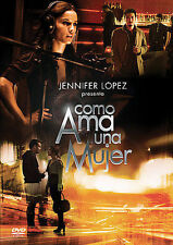 Jennifer Lopez Presents: Como Ama Una Mu DVD