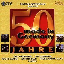 50 anni Made in Germany/allo stato puro allo stato puro Udo Lindenberg Jennifer Rush Scorpions Puhdys