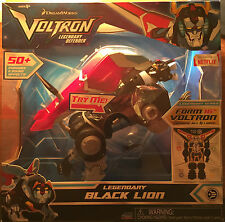DreamWorks Voltron Legendary Defender - Black Lion - New in Box - Free Shipping