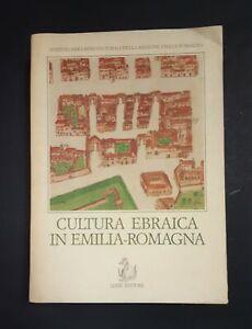 Bondoni Simonetta M. Busi Giulio (a cura di). Cultura ebraica in Emili