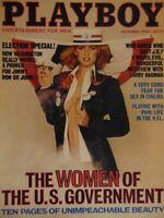 Playboy November 1980 | Jeana Tomasino