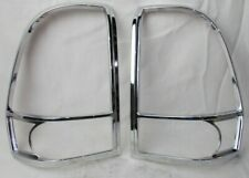 Putco 400818 Chrome Tail Lamp Covers For; Chevrolet Trailblazer 2005-2009