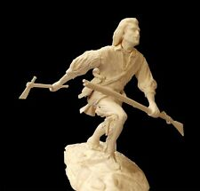 120mm Resin Kit Hawkeye F & I War Scout Last Of The Mohicans Lewis