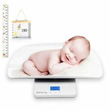 Unicherry Baby Scale, Multi-Function Digital Baby Scale with Free Growth Chart