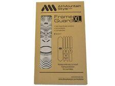 All Mountain Style AMS Frame Guard XL Creative Bike Protection Clear/Ape