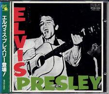 ELVIS PRESLEY S/T Debut JAPAN 1st Press CD 1985 RPCD-1002 3500Yen MEGA RARE!!