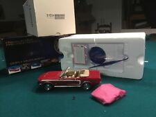 FRANKLIN MINT LIMITED EDITION 1968 FORD MUSTANG #248/500