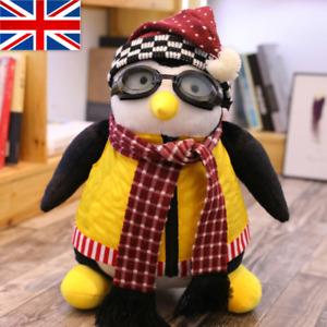 47cm Joeys Friend HUGSY Plush Penguin Animal Stuffed Toy Kids Birthday Xmas Gift