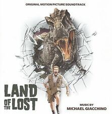 Land of the Lost Soundtrack Michael Giacchino CD Varese Sarabande SEALED