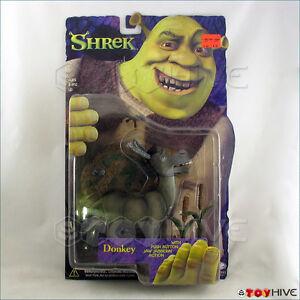 Shrek Donkey with Jaw Jabberin Action damaged package