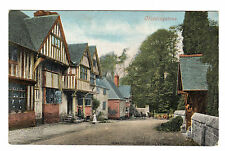 Chiddingstone - Photo Postcard c1905 / Tonbridge