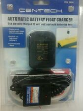 12 Volt AUTOMATIC BATTERY FLOAT TRICKLE CHARGER NEW Maintainer