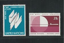 UNITED NATIONS, NEW YORK # C22-23 AIRMAILS