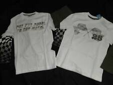 NWT Gymboree Boys TURBO RACER Shirt Top Lot Layered 7