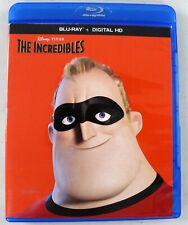 The Incredibles - 2 Disc Blu-Ray Set - Nelson, Jackson, Hunter