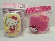2 Hello Kitty Sponges Sanrio