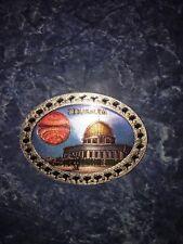 jerusalem refrigerator magnet mosque